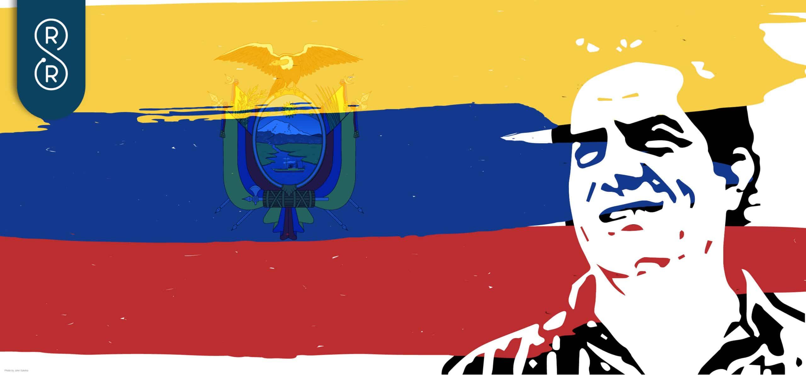 La irrupción de Xavier Hervas en la elecciones de Ecuador