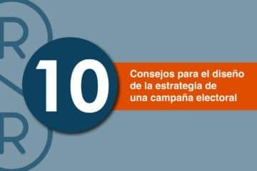CONSEJOS CAMPAÑA ELECTORAL