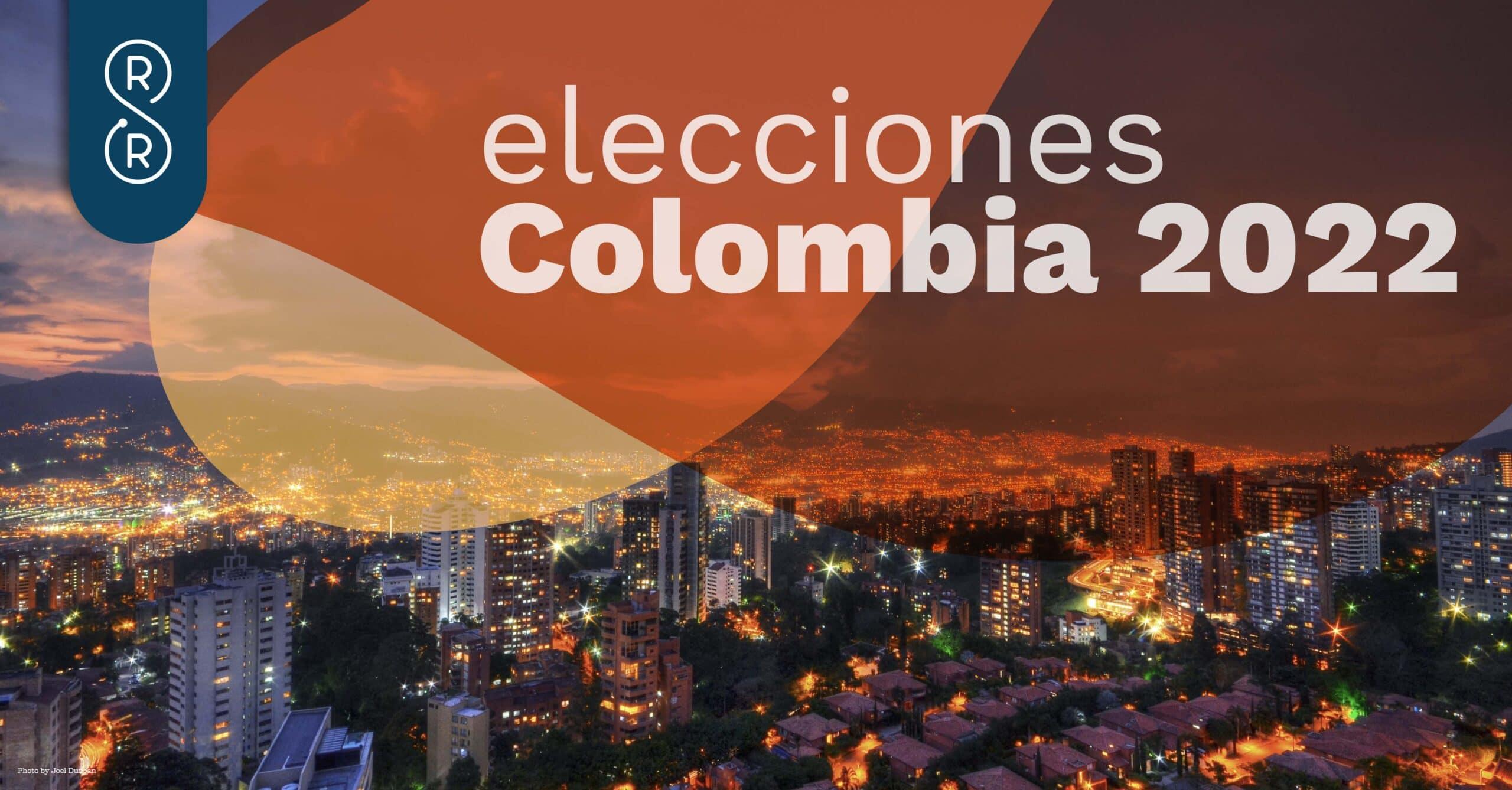 elecciones colombia 2022