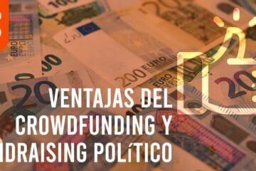 fundarising y crowdfunding para campañas
