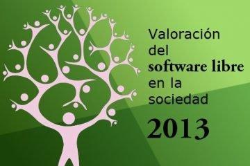 Informe Valoración Software Libre 2013